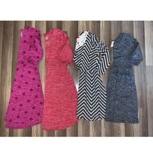 Lot of girls dresses - size L & XL